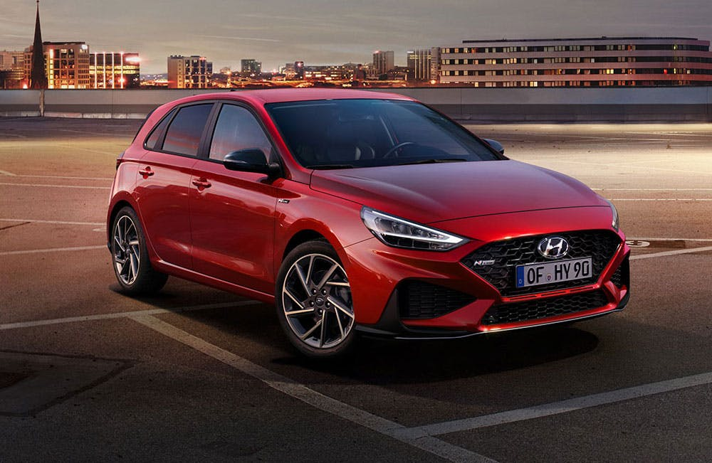 New I30 N Line Deal In London