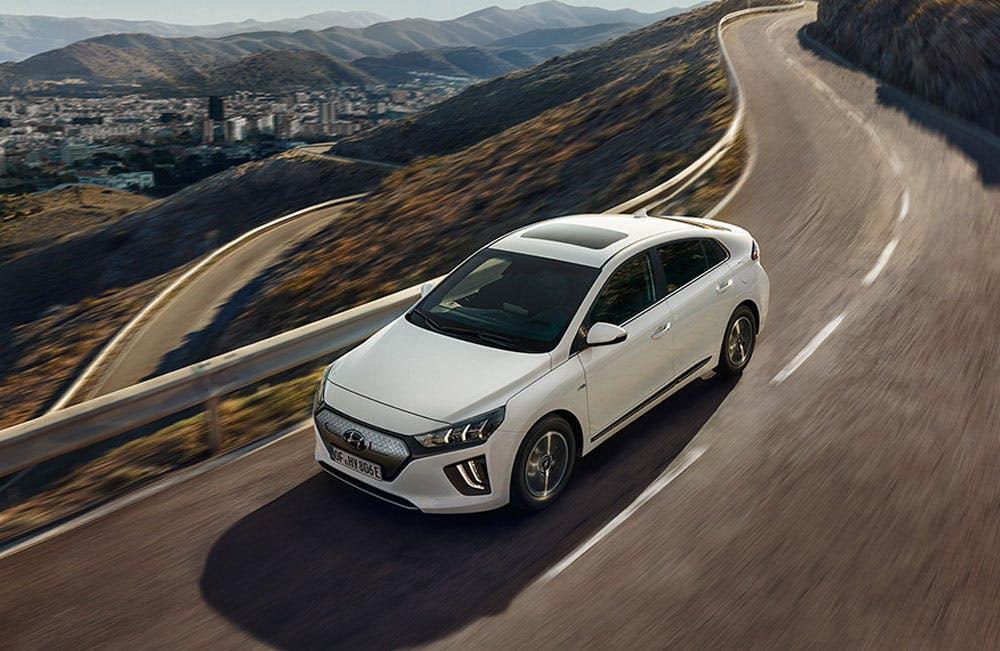 Hyundai IONIQ Electric Motability