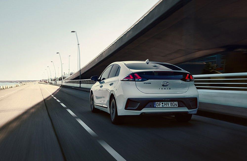 Hyundai IONIQ Hybrid Motability