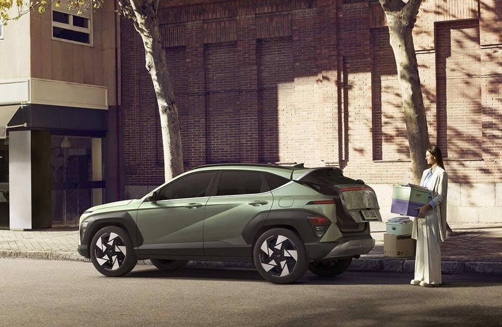 Hyundai KONA Motability
