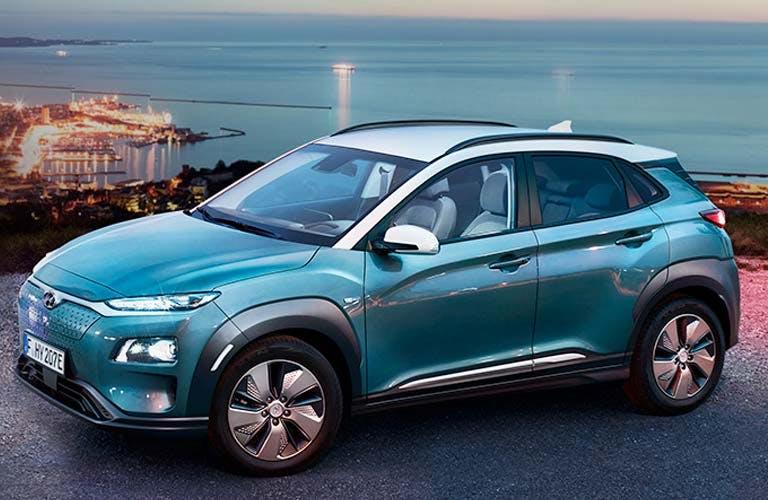 Hyundai KONA Electric Motability