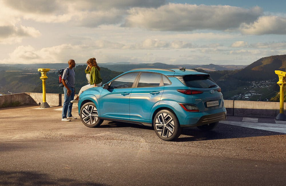 Hyundai KONA Electric New Motability