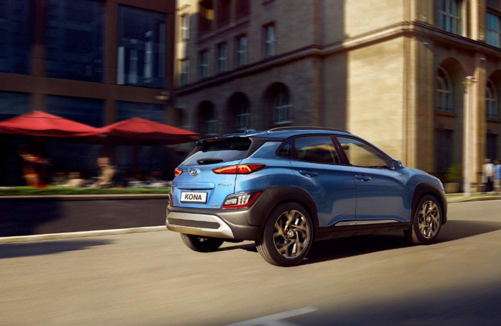 Hyundai KONA Hybrid New Motability