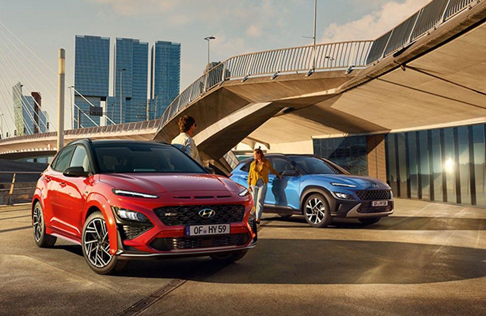 Hyundai KONA New Motability