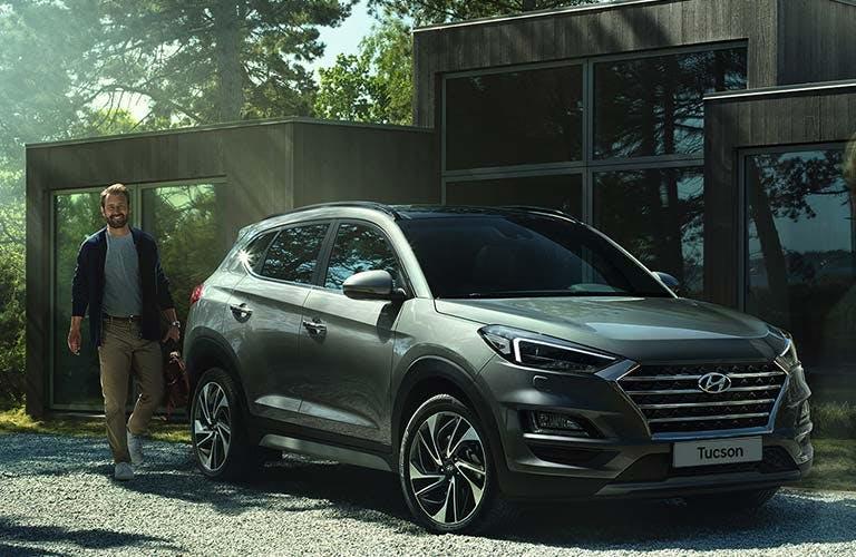 New Hyundai Tucson Motability
