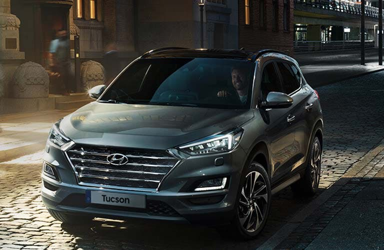 New Tucson S Connect