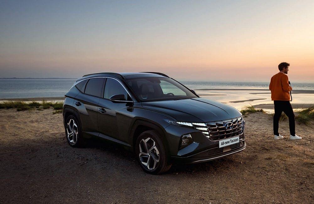 All-new Hyundai Tucson Motability