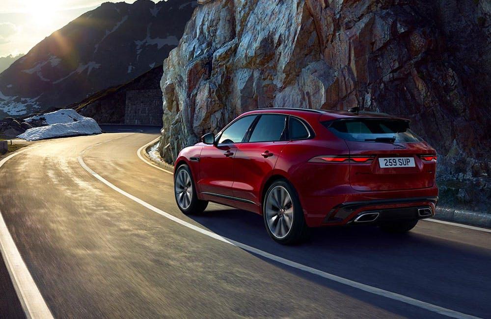New Jaguar F-PACE For Sale | Beadles Jaguar