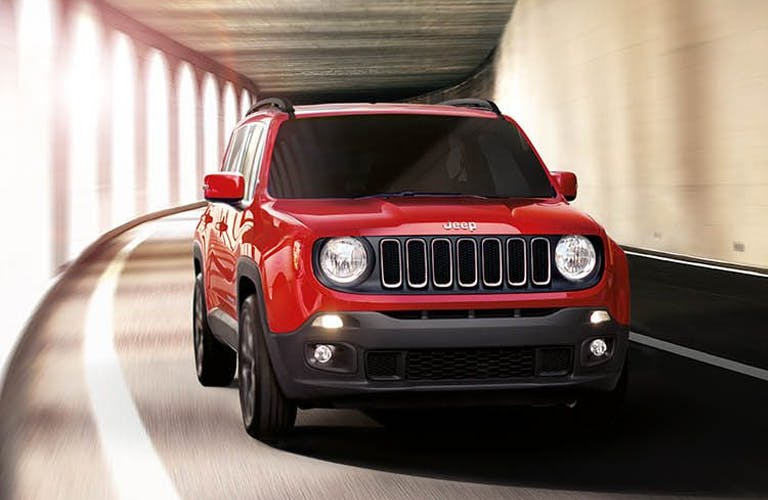 New Jeep Business Contract Hire Offers