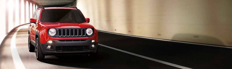 Jeep Renegade Longitude Offer