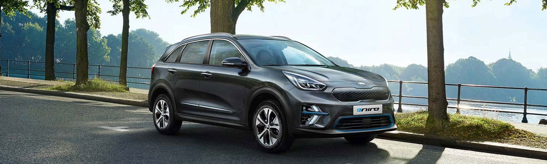 All-New Kia e-Niro