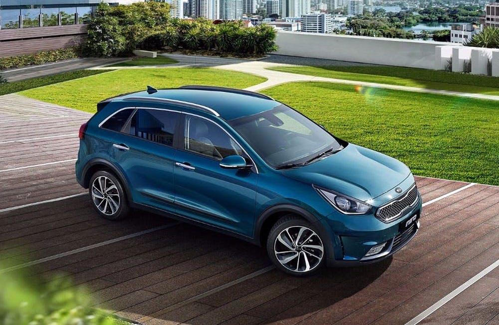 New Kia Niro Self-Charging Hybrid Motability