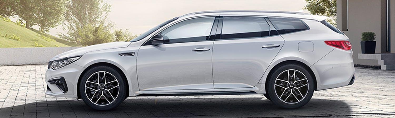 New Kia Optima Sportswagon Motability