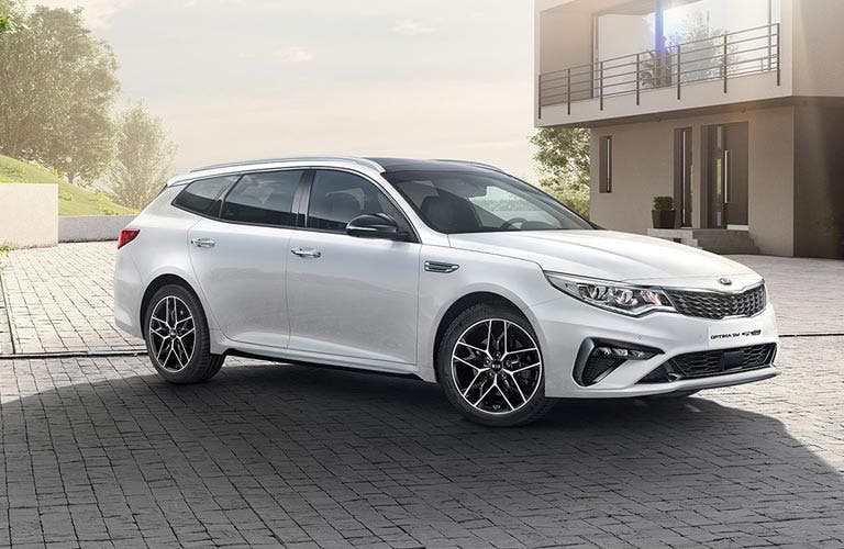 New Kia Optima Sportswagen