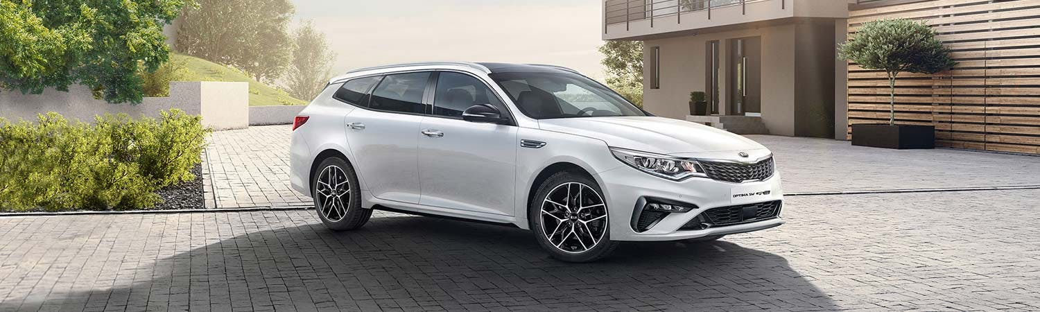 New Kia Optima Sportswagon