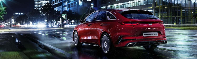 All-New Kia ProCeed Motability