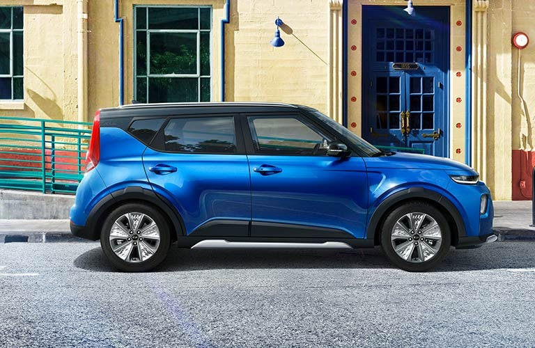 All-New Kia Soul EV Motability