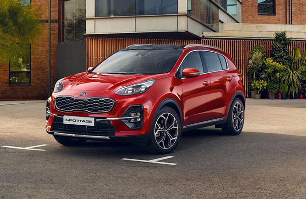 New Kia Cars Business Contract Hire Offers