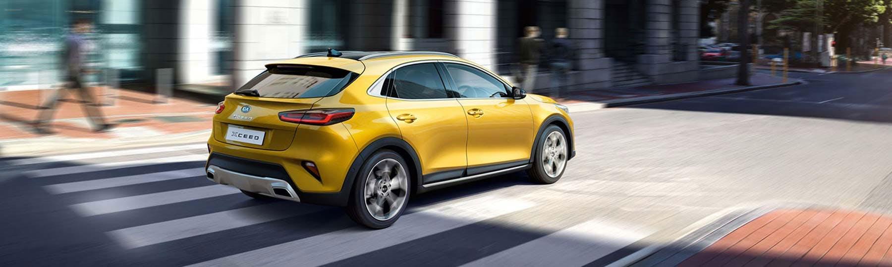 All-New Kia XCeed Motability