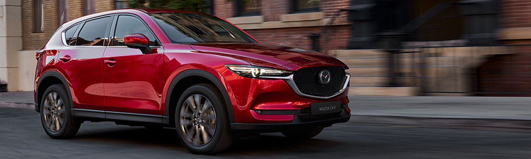 Mazda CX-5 Se-l Nav Offer