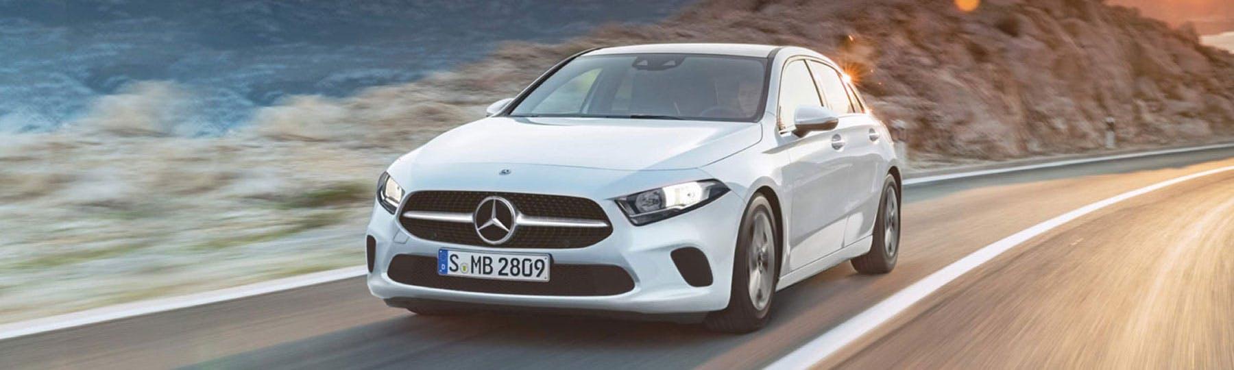 Mercedes-Benz A-Class Motability