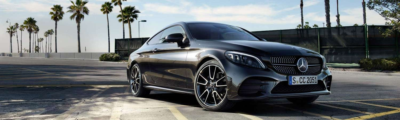New Mercedes-Benz C-Class Coupé
