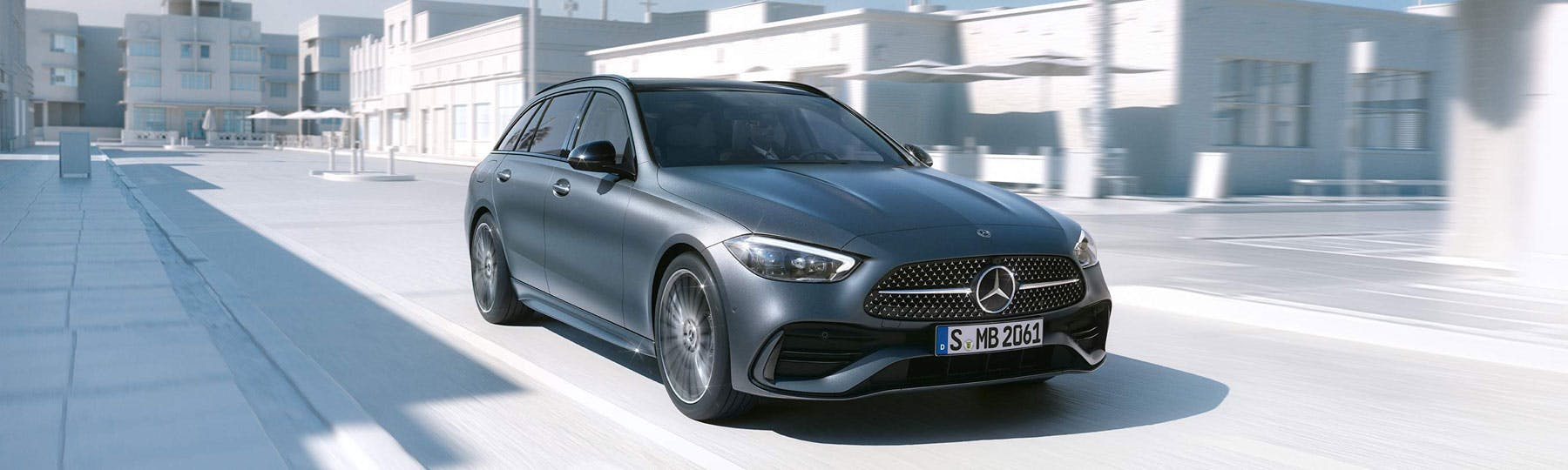 Mercedes-Benz C-Class Estate Motability