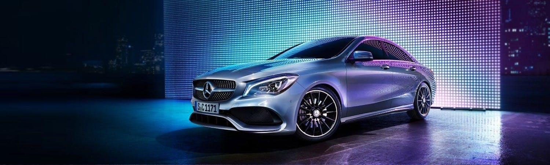 Mercedes-Benz CLA-Class Coupé