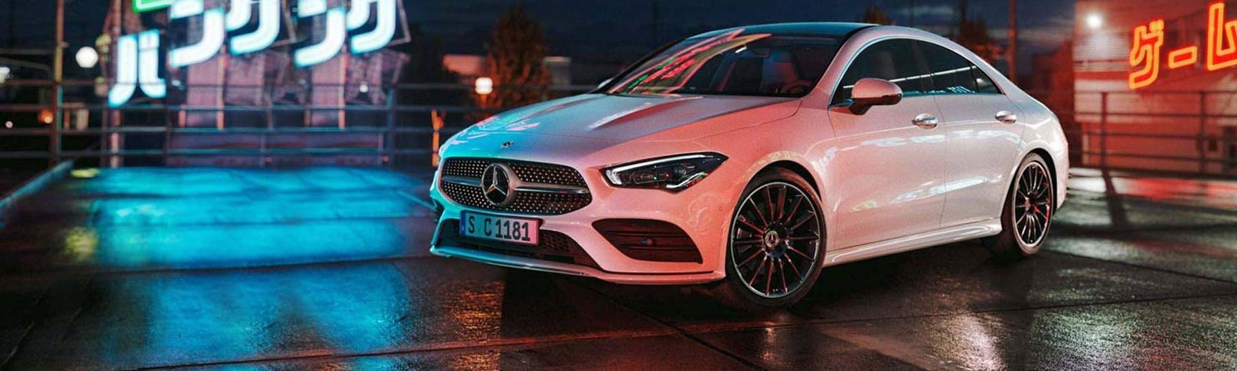 Mercedes-Benz CLA Coupé Motability