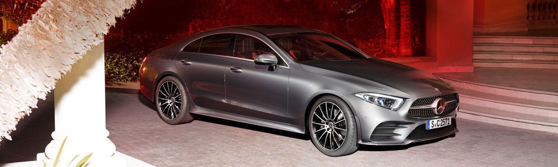 Mercedes Benz CLS Coupé