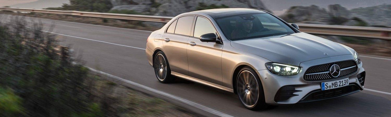 Mercedes Benz E-Class Saloon New
