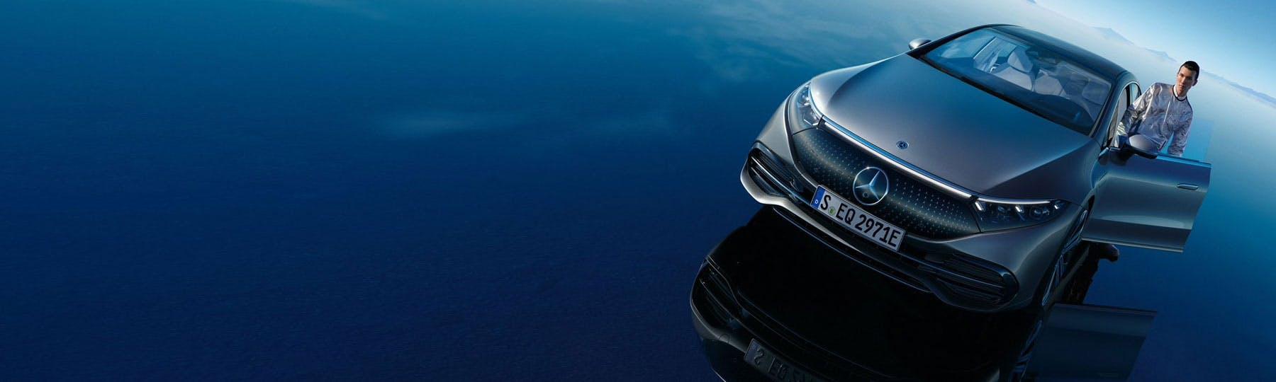 New Mercedes-Benz EQS