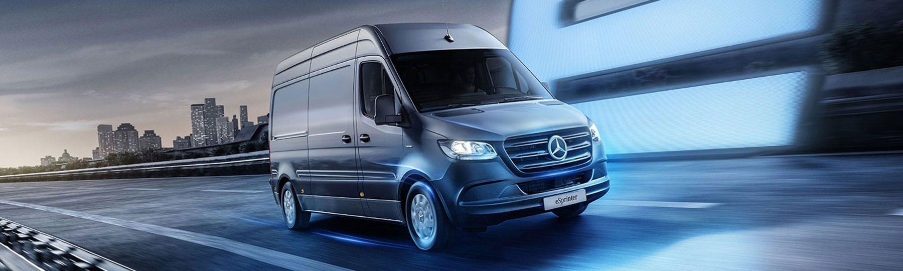 New Mercedes-Benz eSprinter