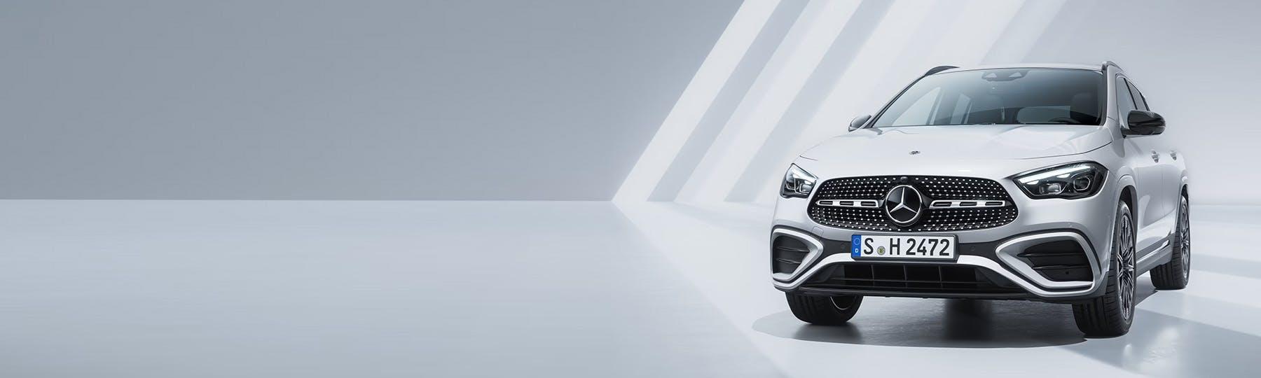 New Mercedes-Benz GLA