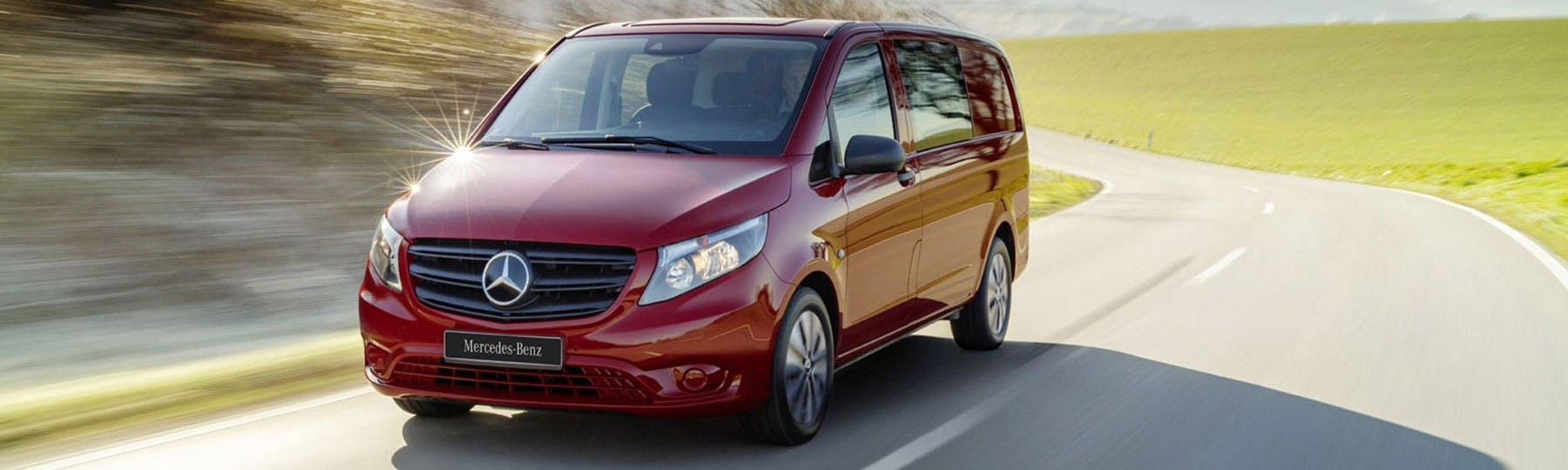 New Mercedes-Benz Vito Crew