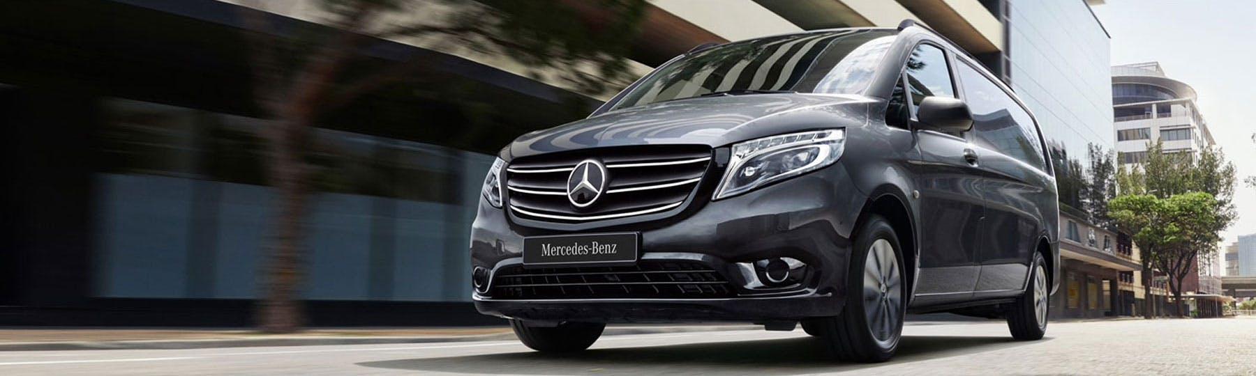 New Mercedes-Benz Vito