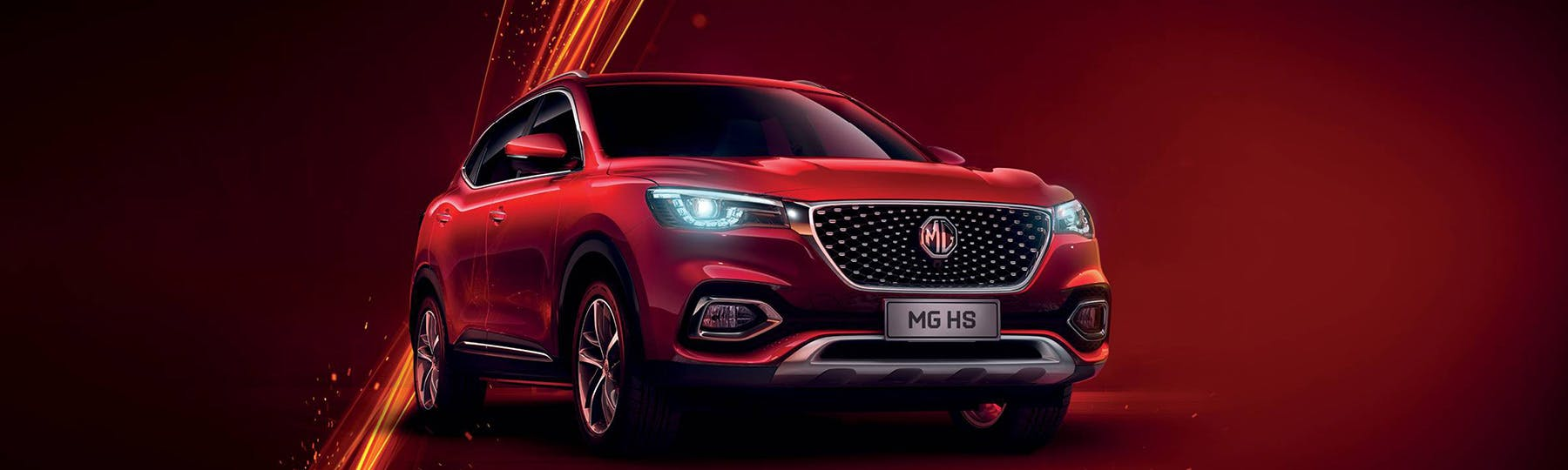 All New MG HS