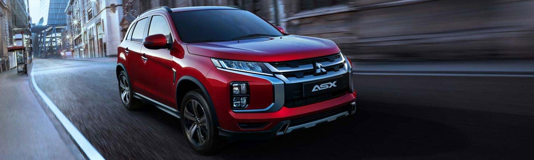 New Mitsubishi ASX