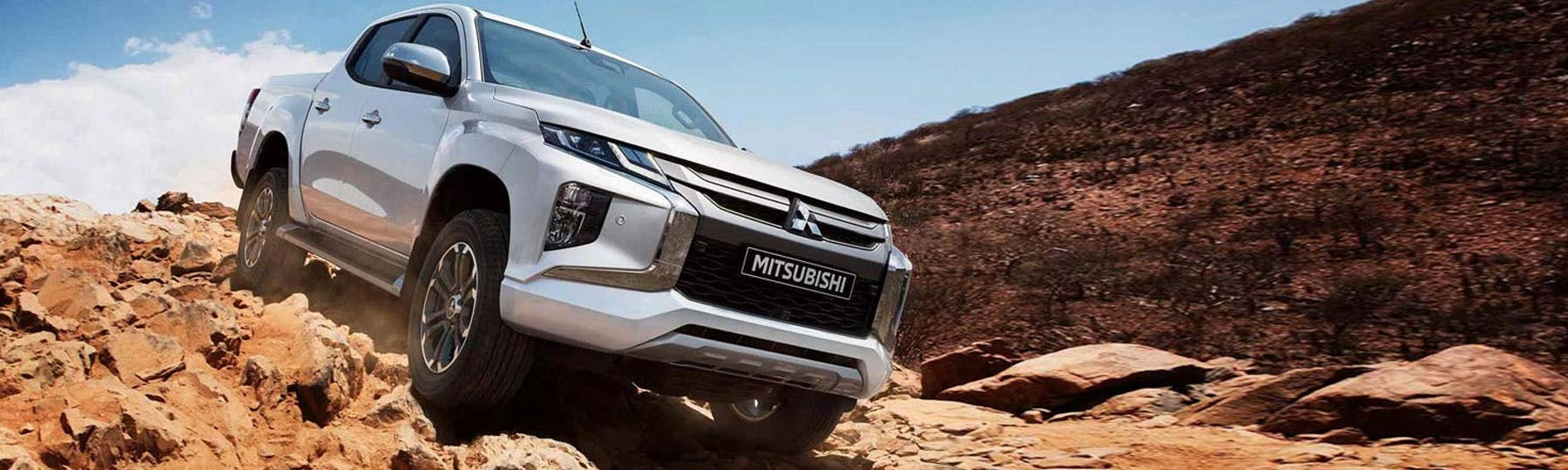 All-New Mitsubishi L200