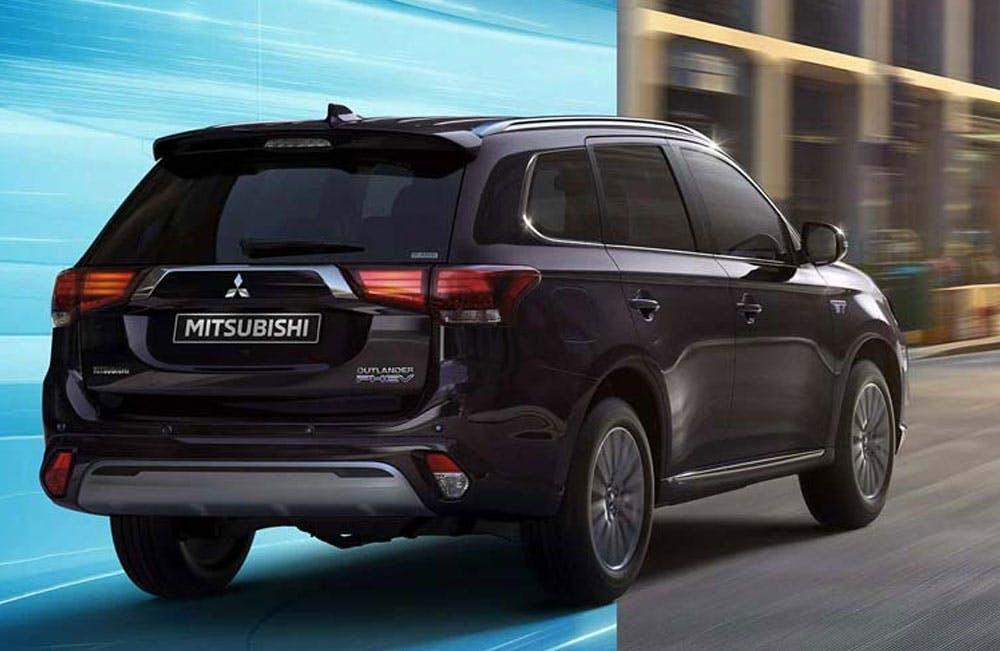 Mitsubishi Outlander PHEV Motability