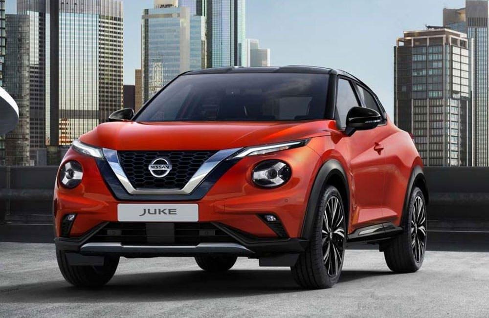 Next Generation Nissan Juke Motability