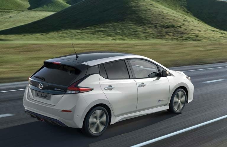 Nissan LEAF Motability
