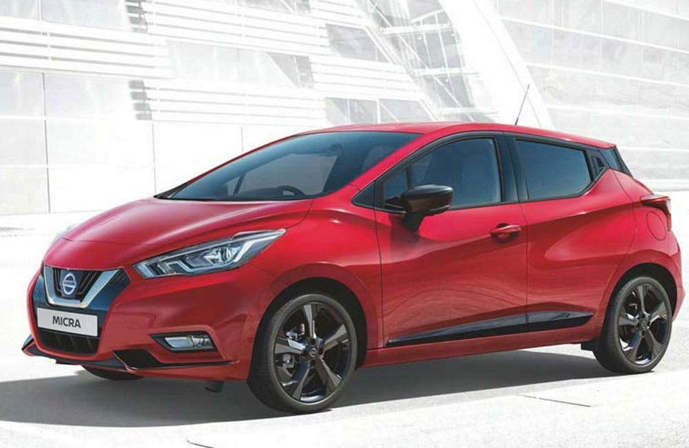 Nissan Micra Motability