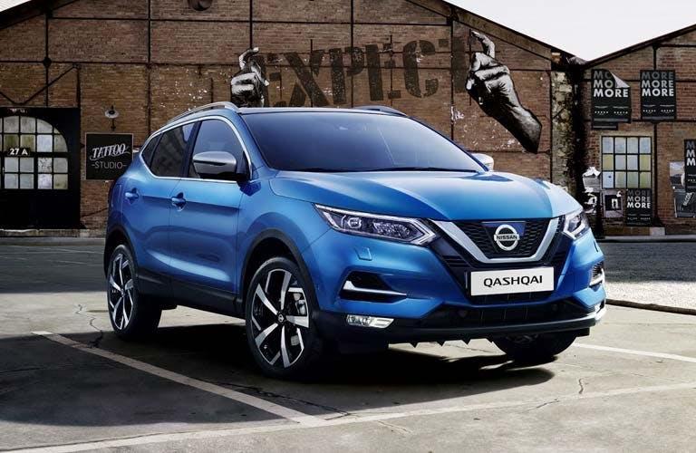 Nissan Qashqai Motability