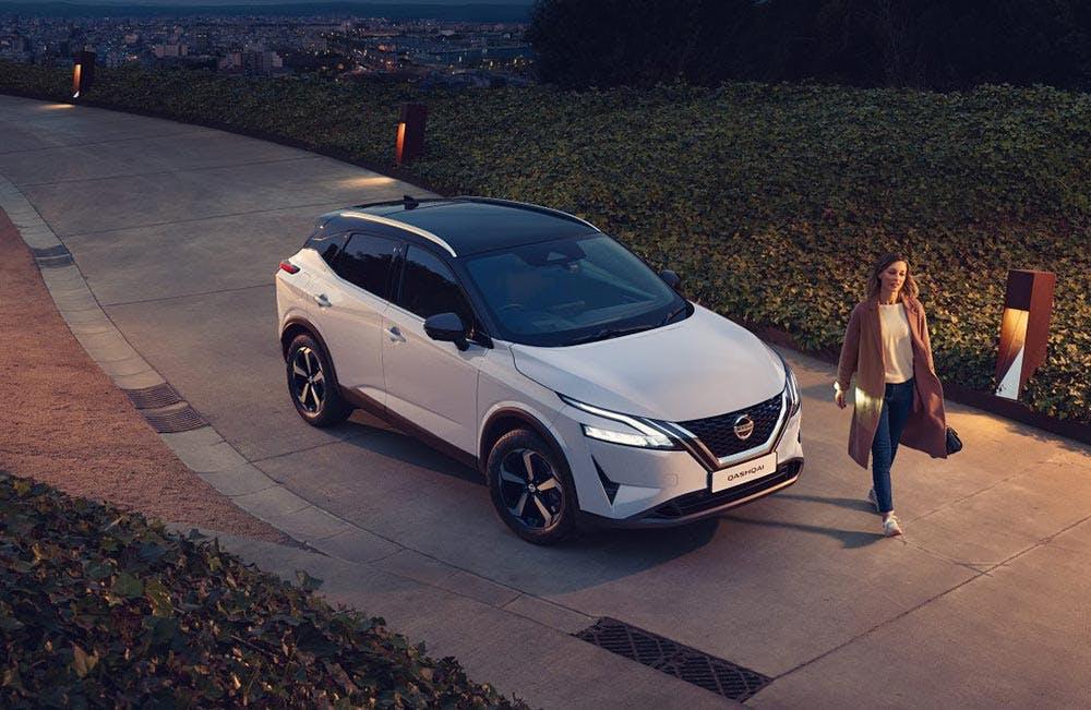 All-New Nissan Qashqai Motability