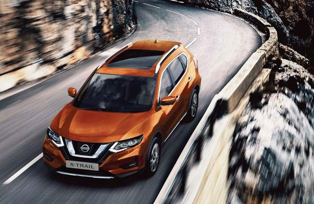 All-new Nissan X-Trail Motability