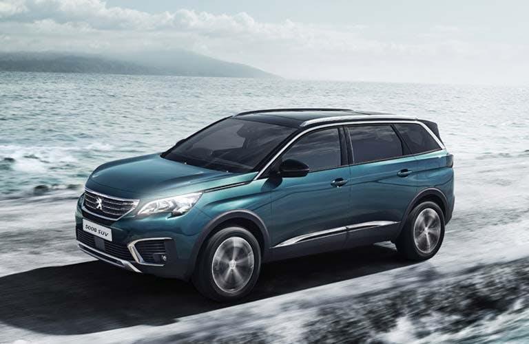 Peugeot 5008 SUV Motability