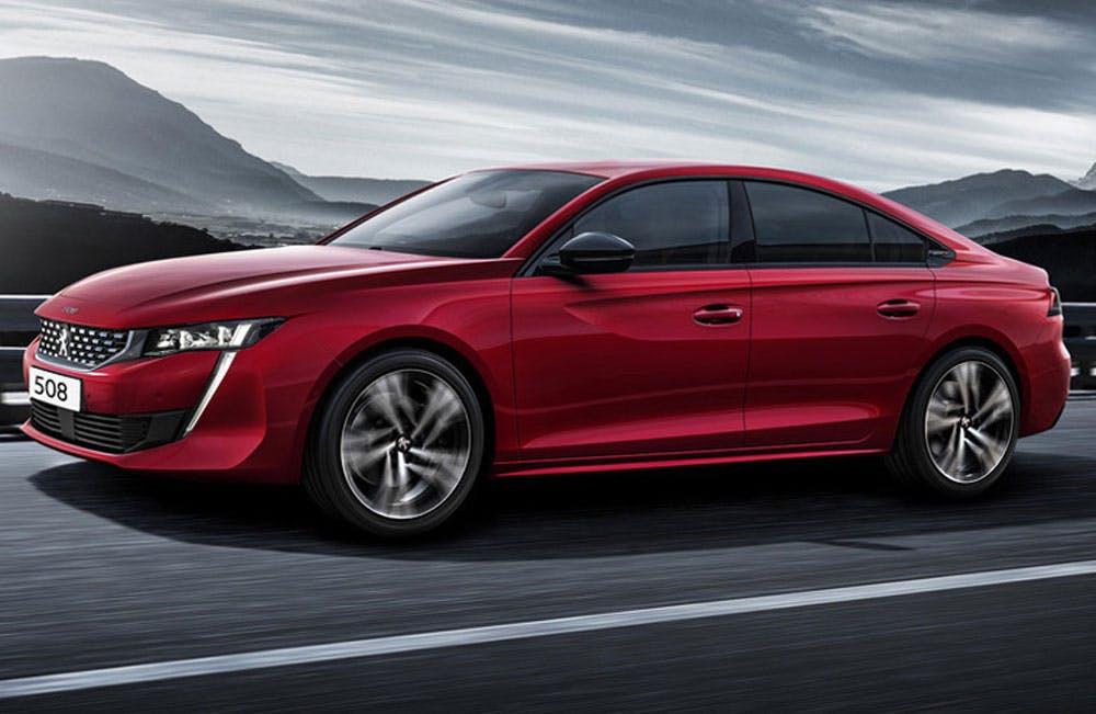 All-New Peugeot 508 Motability