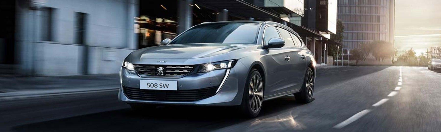 All-New Peugeot 508 Sw