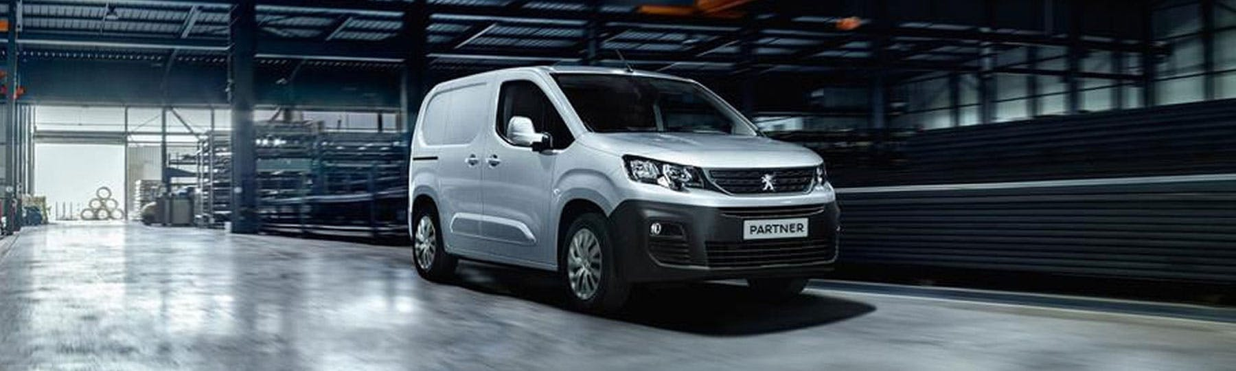 Peugeot Partner Professional Offer
